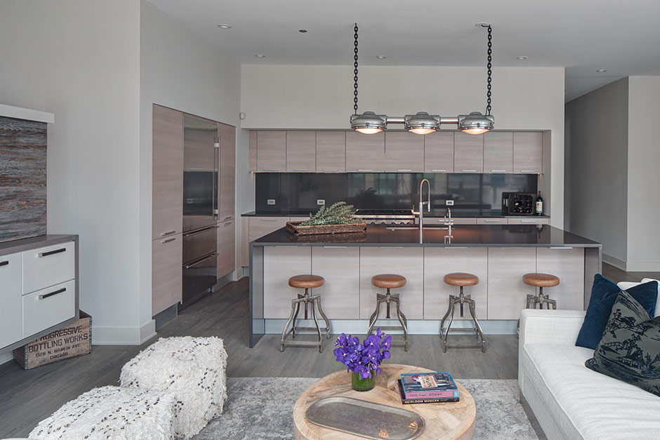 River North Penthouse